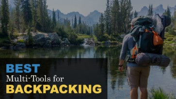 Discover what is the best multi-tool for backpacking