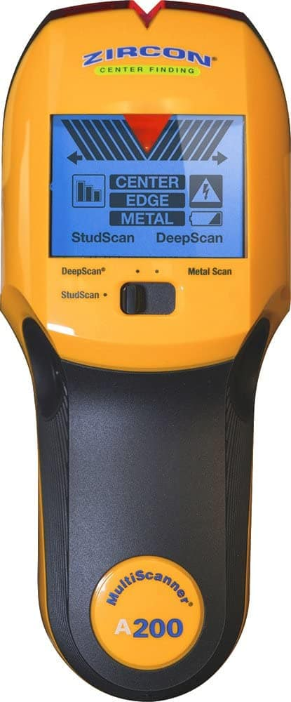 The Zircon A200 Electronic Stud Finder